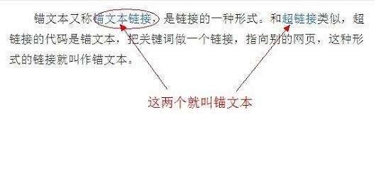 南京搜索引擎优化教程答复锚文本是啥以及锚文本联接怎样做